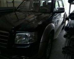Bán Ford Everest 2.5L 4x2 MT 2007, màu đen còn mới giá cạnh tranh giá 368 triệu tại Nghệ An