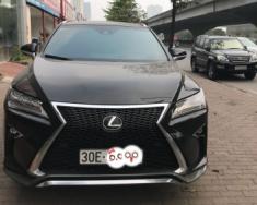 Cần bán Lexus RX 3.5 AT đời 2016, màu đen, nhập khẩu như mới giá 4 tỷ 299 tr tại Hà Nội
