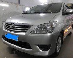 Cần bán lại xe Toyota Innova sản xuất năm 2013, màu bạc, 525tr giá 525 triệu tại Bình Dương