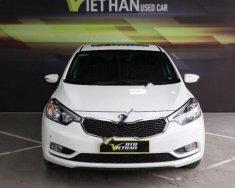 Cần bán lại xe Kia K3 2.0 AT đời 2015, màu trắng giá 568 triệu tại Tp.HCM