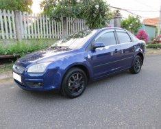 Cần bán lại xe Ford Focus 1.6 sản xuất năm 2005, màu xanh lam, giá chỉ 213 triệu giá 213 triệu tại BR-Vũng Tàu