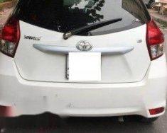Cần bán Toyota Yaris sản xuất năm 2014, màu trắng xe gia đình, giá 530tr giá 530 triệu tại Hà Nội