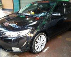 Cần bán lại xe Kia Cerato 1.6 AT sản xuất năm 2011, màu đen, nhập khẩu chính chủ giá 435 triệu tại Hải Phòng