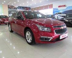Bán xe Chevrolet Cruze LT 1.6MT đời 2015, màu đỏ giá 449 triệu tại Hà Nội