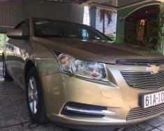 Bán Chevrolet Cruze LS 1.6 MT sản xuất 2010, màu vàng chính chủ, giá tốt giá 318 triệu tại Bình Dương