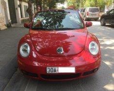 Bán Volkswagen New Beetle 2.5 AT năm sản xuất 2007, màu đỏ, nhập khẩu nguyên chiếc   giá 480 triệu tại Hà Nội