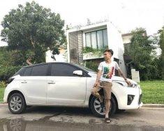 Cần bán gấp Toyota Yaris đời 2017, màu trắng còn mới giá 650 triệu tại Hà Nội