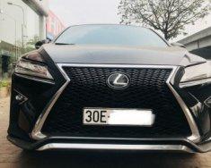 Cần bán lại xe Lexus RX 3.5L AT đời 2016, màu đen, xe nhập   giá 4 tỷ 390 tr tại Hà Nội