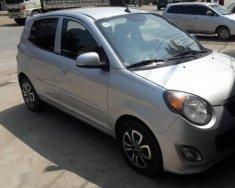 Cần bán lại xe Kia Morning sản xuất 2011, màu bạc chính chủ giá 198 triệu tại Hà Nội