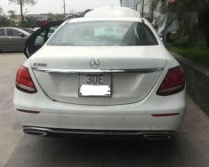 Bán xe Mercedes E200 đời 2017, màu trắng giá 1 tỷ 930 tr tại Hà Nội