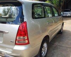 Cần bán lại xe Toyota Innova G năm sản xuất 2007, màu bạc xe gia đình giá 359 triệu tại Gia Lai