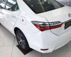 Bán Toyota Corolla altis 2018, màu trắng giá 748 triệu tại Tp.HCM
