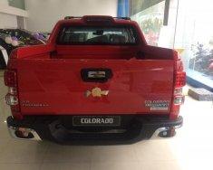 Cần bán Chevrolet Colorado High Country 2.8L 4x4 AT 2017, màu đỏ, xe nhập giá 829 triệu tại Hà Nội