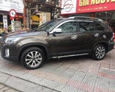 Auto bán Kia Sorento DATH 2015, màu nâu số tự động giá 810 triệu tại Hà Nội