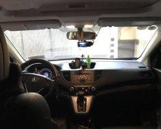 Bán ô tô Honda CR V 2.4 đời 2014, màu xám xe gia đình giá 825 triệu tại Tp.HCM