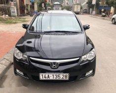 Bán Honda Civic đời 2007, màu đen, giá tốt giá 348 triệu tại Hải Phòng