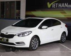 Bán Kia K3 2.0AT đời 2015, màu trắng giá 568 triệu tại Tp.HCM
