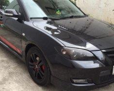 Cần bán gấp Mazda 3 2.0 AT 2009, màu đen giá 395 triệu tại Hải Phòng