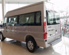Cần bán xe Ford Transit Luxury năm sản xuất 2018, màu bạc giá 858 triệu tại Hà Nội