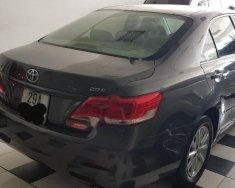 Bán Toyota Camry 2.0 đời 2009, màu đen, xe nhập giá cạnh tranh giá 605 triệu tại Hà Nội