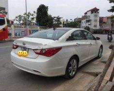 Cần bán lại xe Hyundai Sonata Y20 năm sản xuất 2011, màu trắng, xe nhập, 635tr giá 635 triệu tại Hà Nội