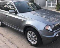 Bán BMW X3 năm sản xuất 2005, màu xám, xe nhập giá 355 triệu tại Tp.HCM