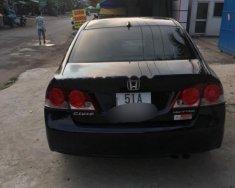 Xe Honda Civic 1.8 AT sản xuất năm 2009, màu đen giá cạnh tranh giá 385 triệu tại Bình Dương