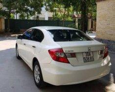 Cần bán Honda Civic 1.8AT đời 2015, màu trắng chính chủ, 630tr giá 630 triệu tại Hà Nội