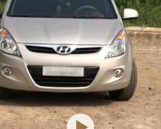 Bán Hyundai i20 sản xuất năm 2012, màu bạc, xe nhập xe gia đình, giá tốt giá 360 triệu tại Cần Thơ
