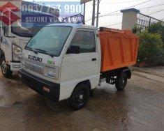 Xe chở rác ngõ xóm trên nền xe cơ sở Suzuki Carry Truck giá 329 triệu tại BR-Vũng Tàu