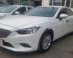 Bán ô tô Mazda 6 2.0 AT đời 2015, màu trắng chính chủ giá 770 triệu tại Hà Nội