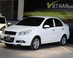 Bán ô tô Chevrolet Aveo LTZ 1.4AT 2017, 1.800km, giá cực hấp dẫn giá 438 triệu tại Tp.HCM