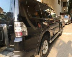 Bán ô tô Mitsubishi Pajero sản xuất năm 2008, màu đen, nhập khẩu giá 410 triệu tại Hà Nội