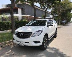 Cần bán gấp Mazda BT 50 đời 2016, màu trắng còn mới giá 675 triệu tại Tp.HCM