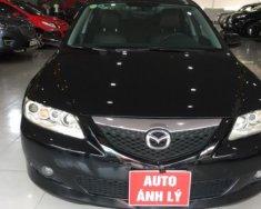 Bán ô tô Mazda 6 2.3AT sản xuất năm 2005, màu đen   giá 315 triệu tại Phú Thọ