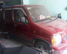 Bán xe Suzuki Wagon R đời 2002, màu đỏ, 80tr giá 80 triệu tại Tp.HCM