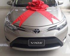 Bán xe Toyota Vios E năm 2018, màu bạc, giá chỉ 500tr xe giao ngay tặng phụ kiện lớn giá 500 triệu tại Tp.HCM