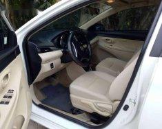 Bán xe Toyota Vios AT năm sản xuất 2016, màu trắng, 525tr giá 525 triệu tại Tp.HCM