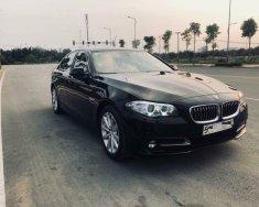 Bán BMW 5 Series 520i đời 2016, màu đen chính chủ giá 1 tỷ 670 tr tại Tp.HCM