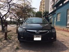 Bán xe Honda Civic đời 2009, màu đen, số tự động giá 398 triệu tại Hà Nội