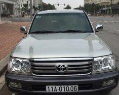 Cần bán xe Toyota Land Cruiser đời 2006, màu xám, nhập khẩu chính hãng, chính chủ, giá chỉ 800 triệu giá 800 triệu tại Hà Nội