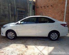 Bán xe Toyota Vios AT sản xuất 2016, màu trắng, xe nhập giá 520 triệu tại Bình Dương