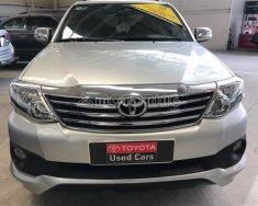 Bán ô tô Toyota Fortuner V(4x2) đời 2016, màu bạc giá 940 triệu tại Tp.HCM