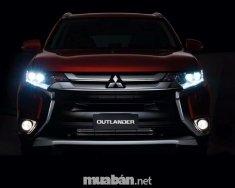 Cần bán Mitsubishi Outlander 2018, màu đỏ, nhập khẩu giá 808 triệu tại Quảng Trị