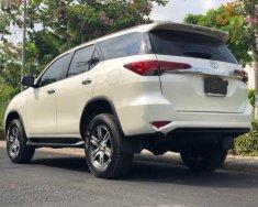 Bán xe Toyota Fortuner 2.7V 4x2 AT 2017, màu trắng, nhập khẩu giá 1 tỷ 260 tr tại Tp.HCM