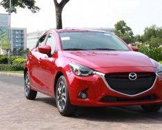 Mazda 2 Hatchback màu đỏ HOT, chỉ cần 170tr là sở hữu xe ngay. LH 097.5599.318 để được tư vấn và ưu đãi tốt nhất giá 539 triệu tại Tp.HCM