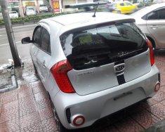Bán ô tô Kia Morning Si AT sản xuất 2015, màu bạc   giá 352 triệu tại Hà Nội