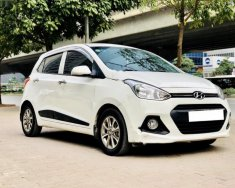 Bán xe Hyundai Grand i10 1.2 AT đời 2016, màu trắng, nhập khẩu giá 420 triệu tại Hà Nội