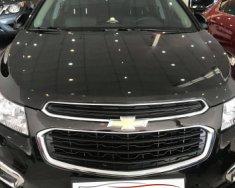 Bán Chevrolet Cruze 1.6 MT 2017, màu đen   giá 520 triệu tại Hà Nội