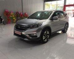 Bán Honda CR V 2.4 AT đời 2015, màu bạc giá 845 triệu tại Phú Thọ